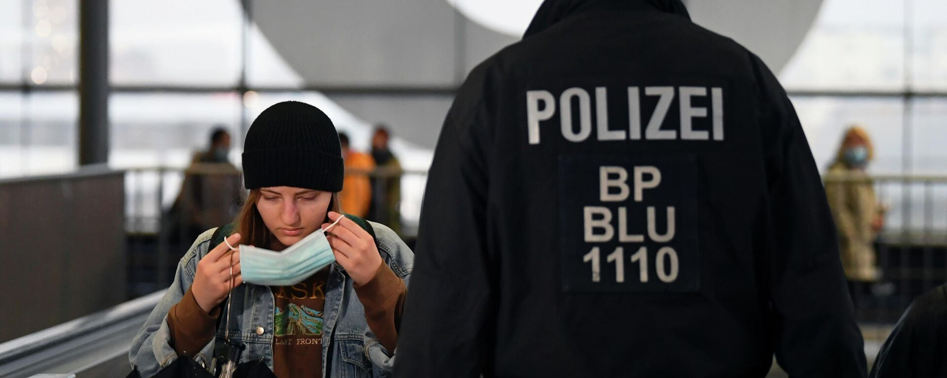 Polizei in Deutschland (Archivbild) - SNA, 1920, 06.01.2021