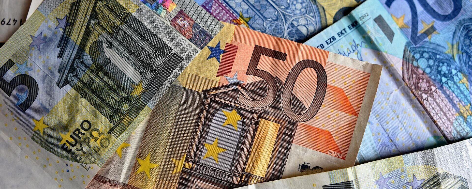 Euro (Symbolbild) - SNA, 1920, 27.05.2021