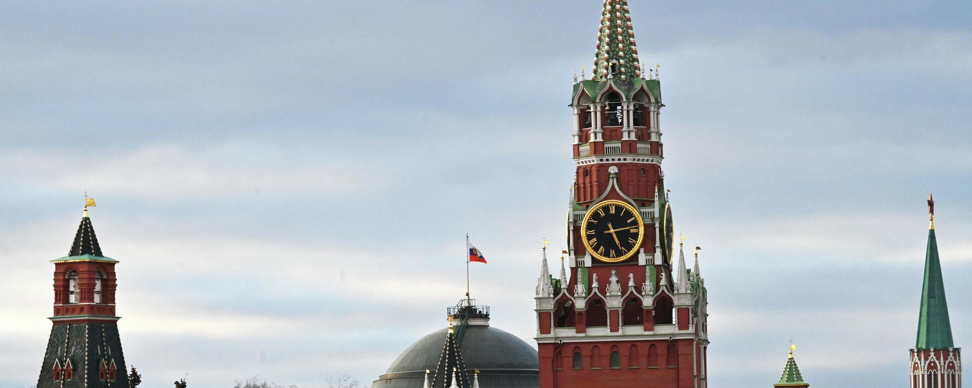 Moskauer Kreml (Archivbild)  - SNA, 1920, 09.06.2021