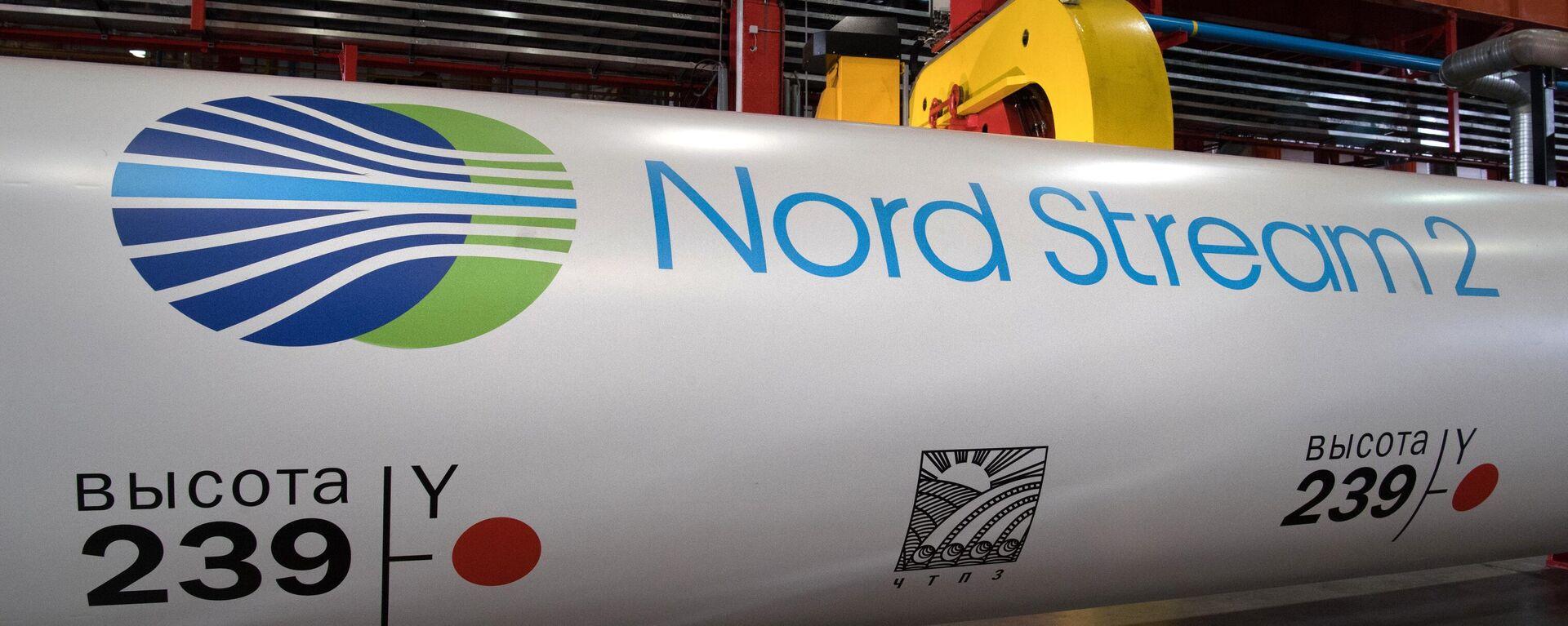 Nord Stream 2 (Archivbild) - SNA, 1920, 23.07.2021