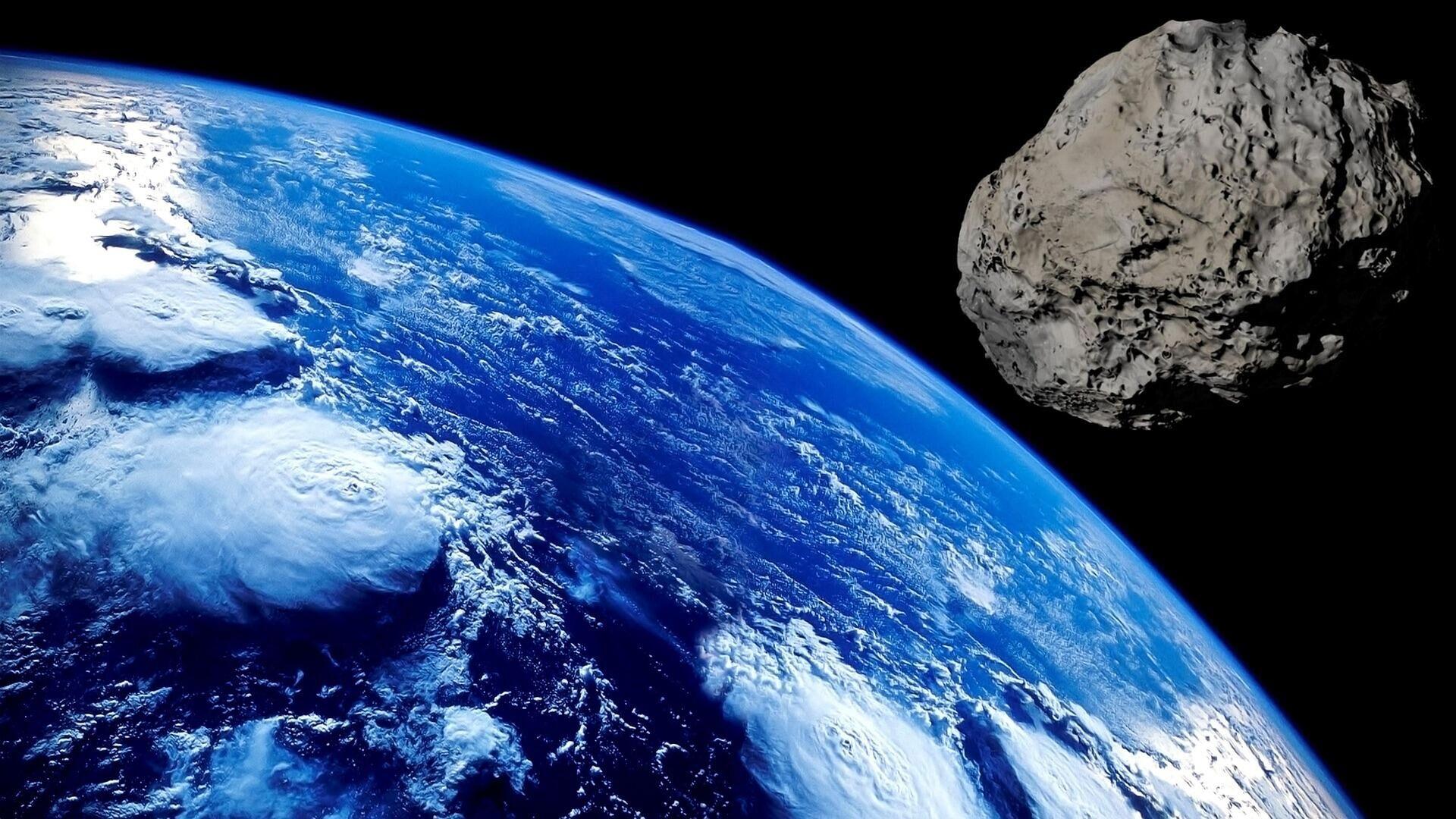 Asteroid (Symbolbild) - SNA, 1920, 12.07.2021