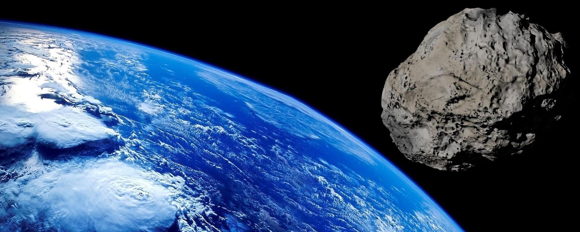 Asteroid (Symbolbild) - SNA, 1920, 28.09.2021