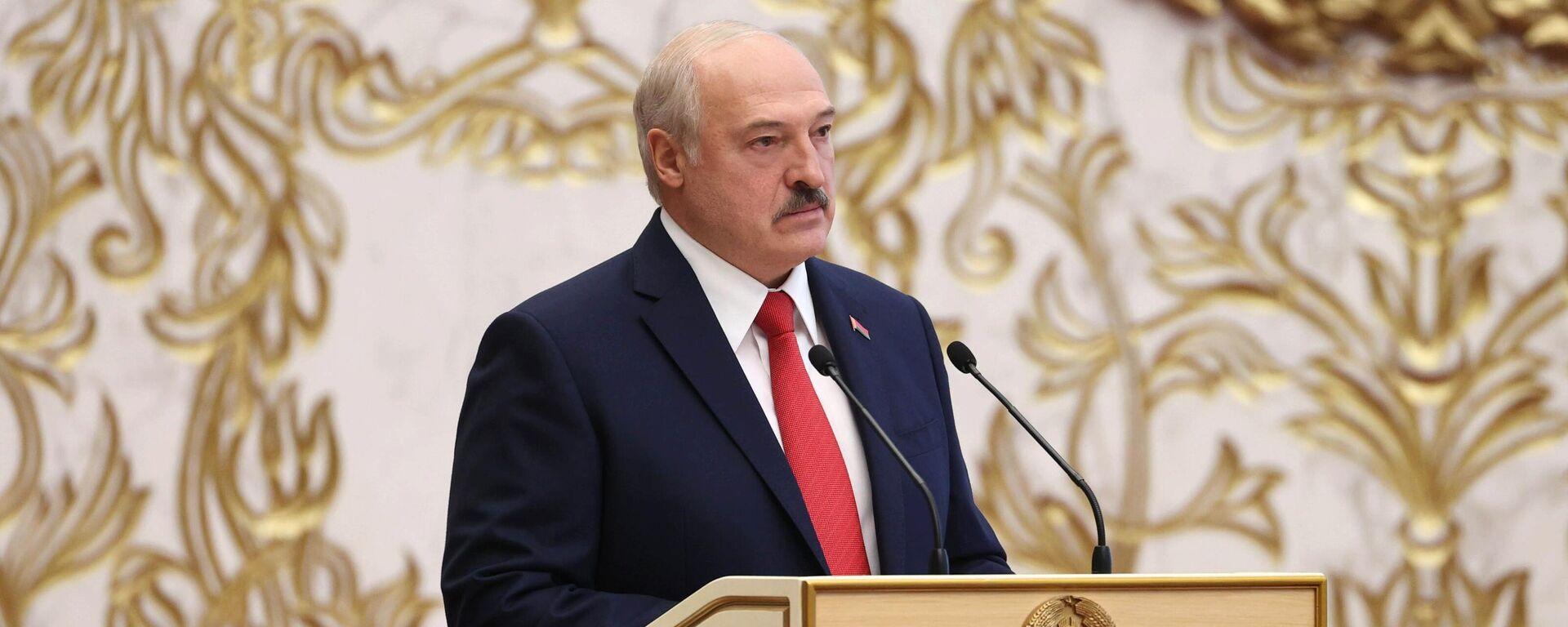 Alexander Lukaschenko (Archivfoto) - SNA, 1920, 11.02.2021