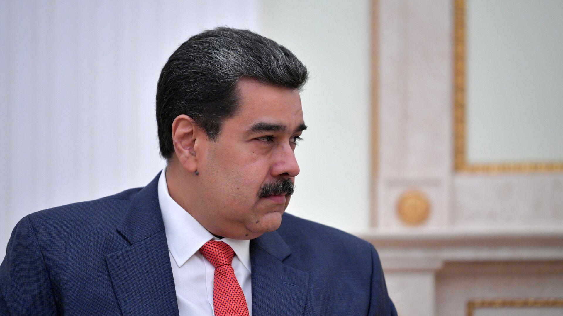 Venezuelas Präsident Nicolás Maduro (Archivfoto) - SNA, 1920, 24.01.2021