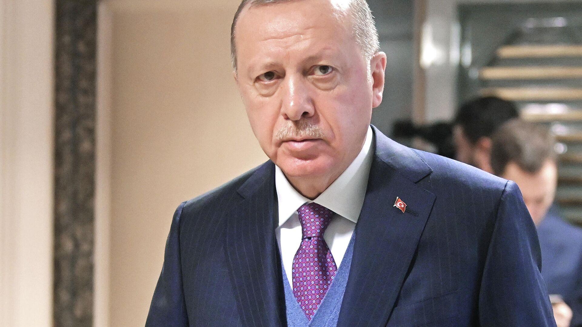 Der türkische Präsident Recep Tayyip Erdogan (Archivfoto) - SNA, 1920, 10.12.2020