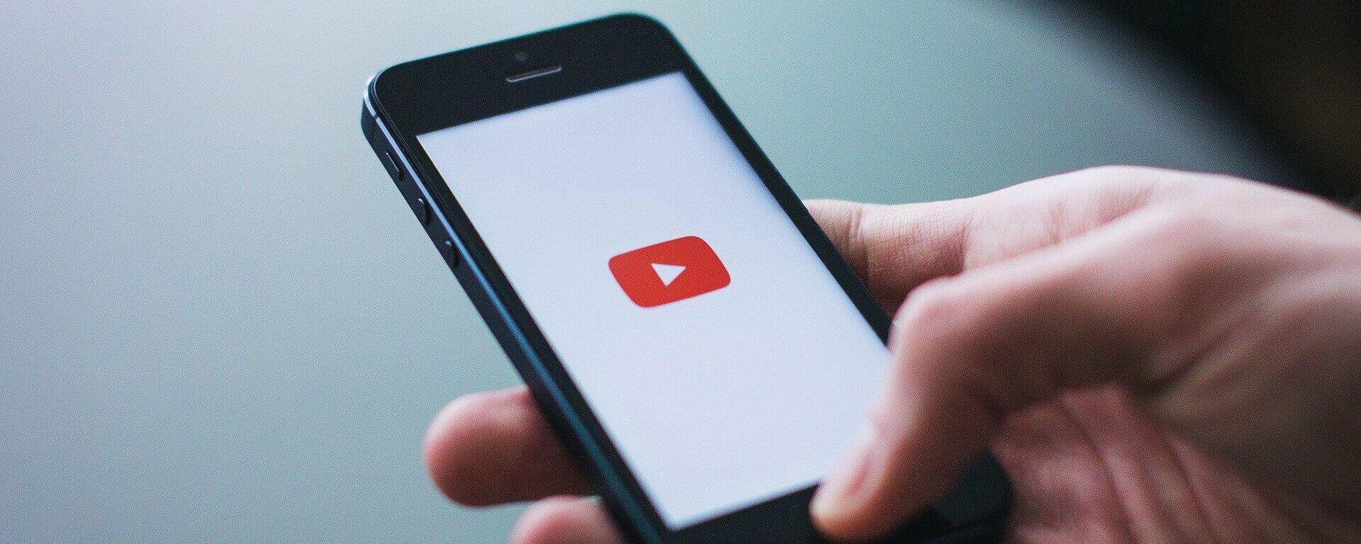 YouTube (Symbolbild) - SNA, 1920, 09.12.2020