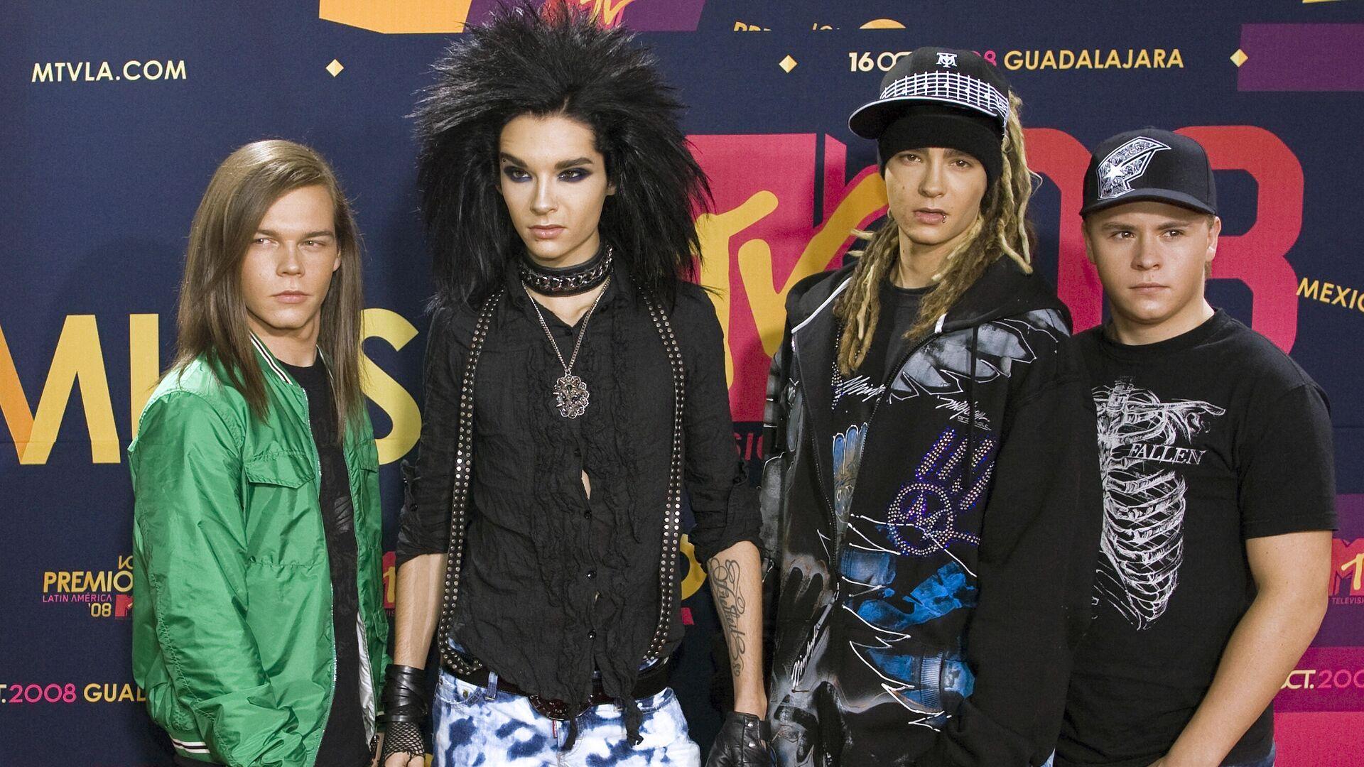 Deutsche Band Tokio Hotel - SNA, 1920, 08.12.2020