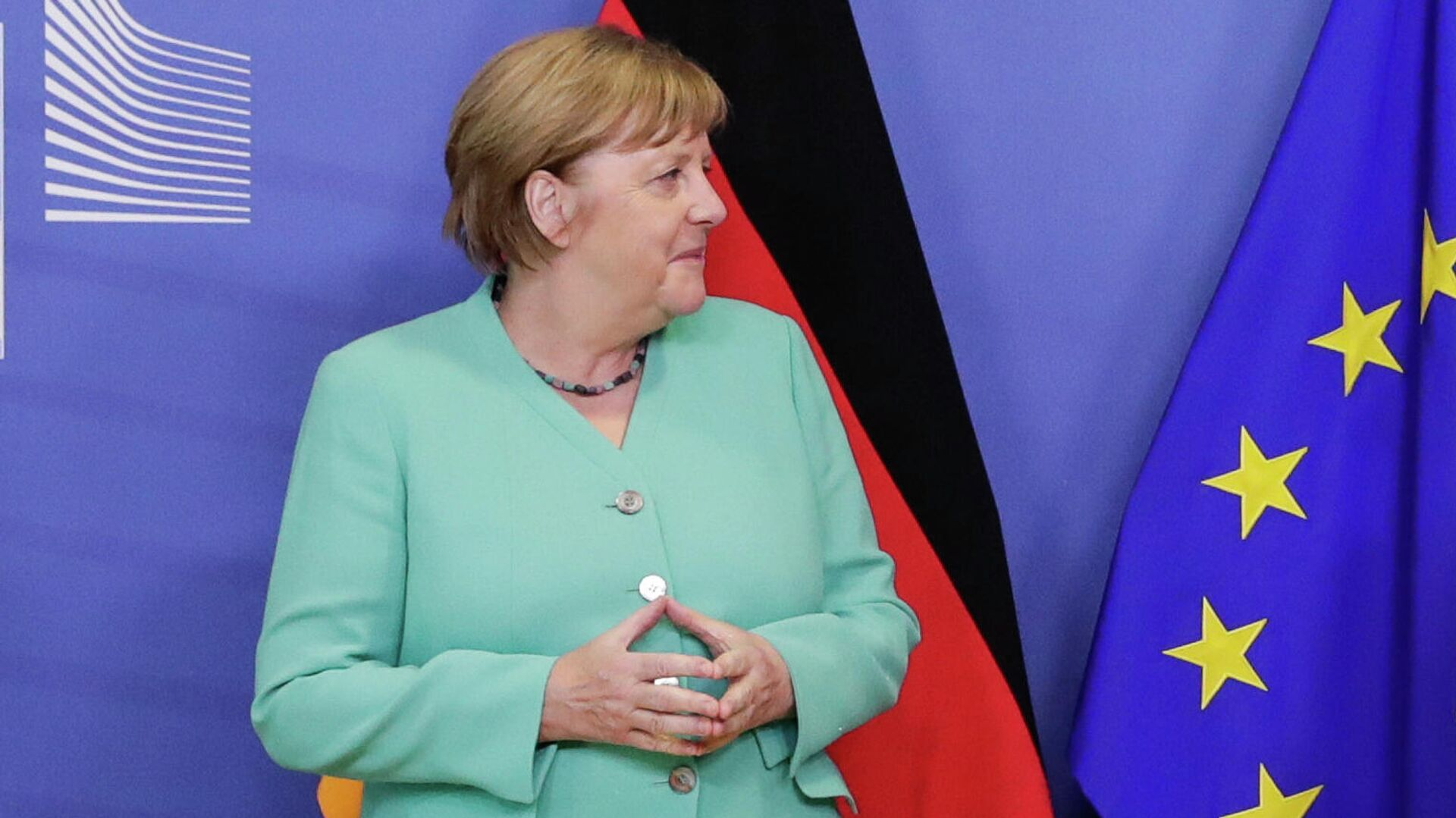 Die deutsche Bundeskanzlerin, Angela Merkel (Archiv) - SNA, 1920, 19.09.2021
