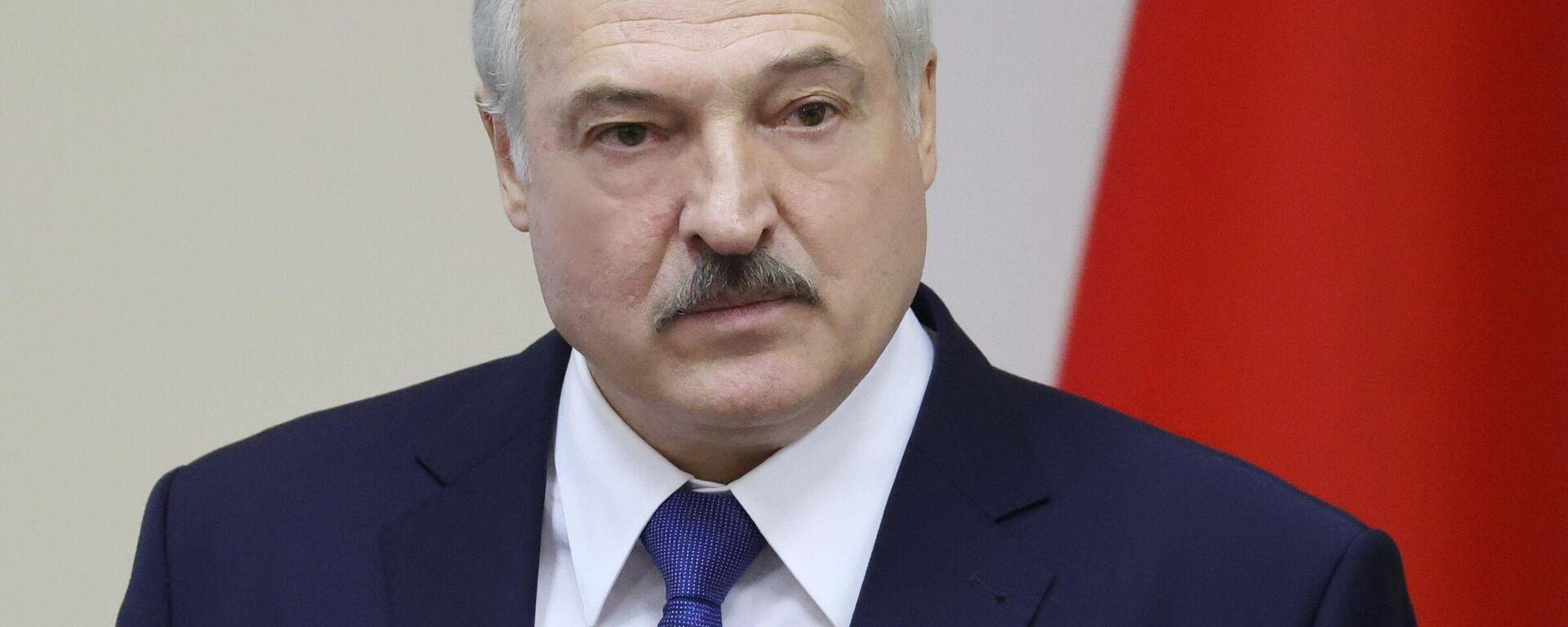 Alexander Lukaschenko (Archivfoto) - SNA, 1920, 06.07.2021