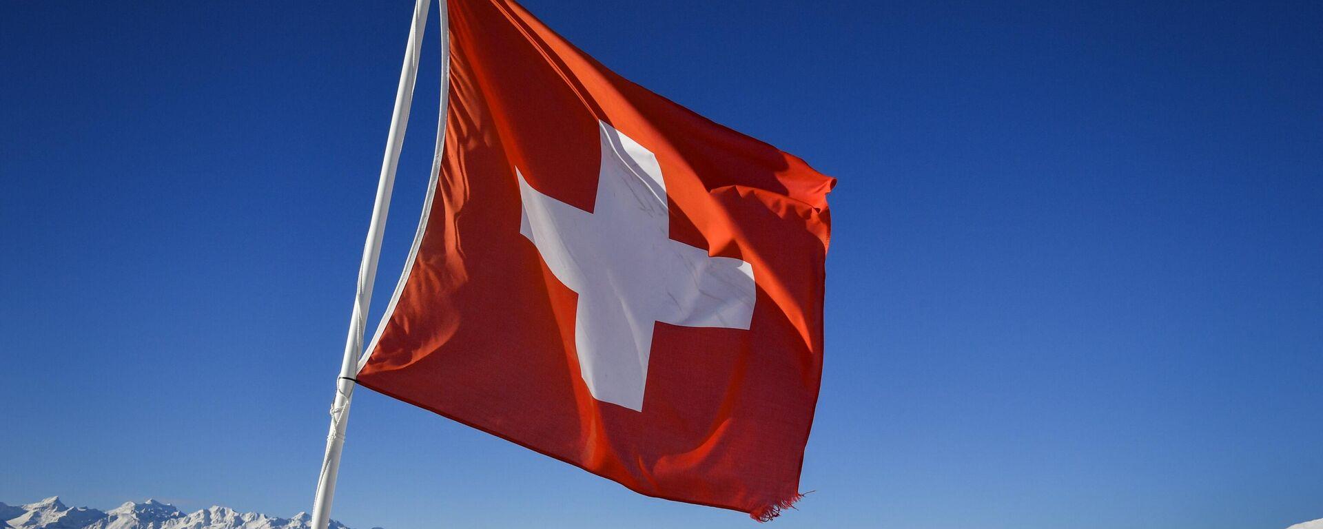 Die Schweizerfahne  - SNA, 1920, 09.12.2020