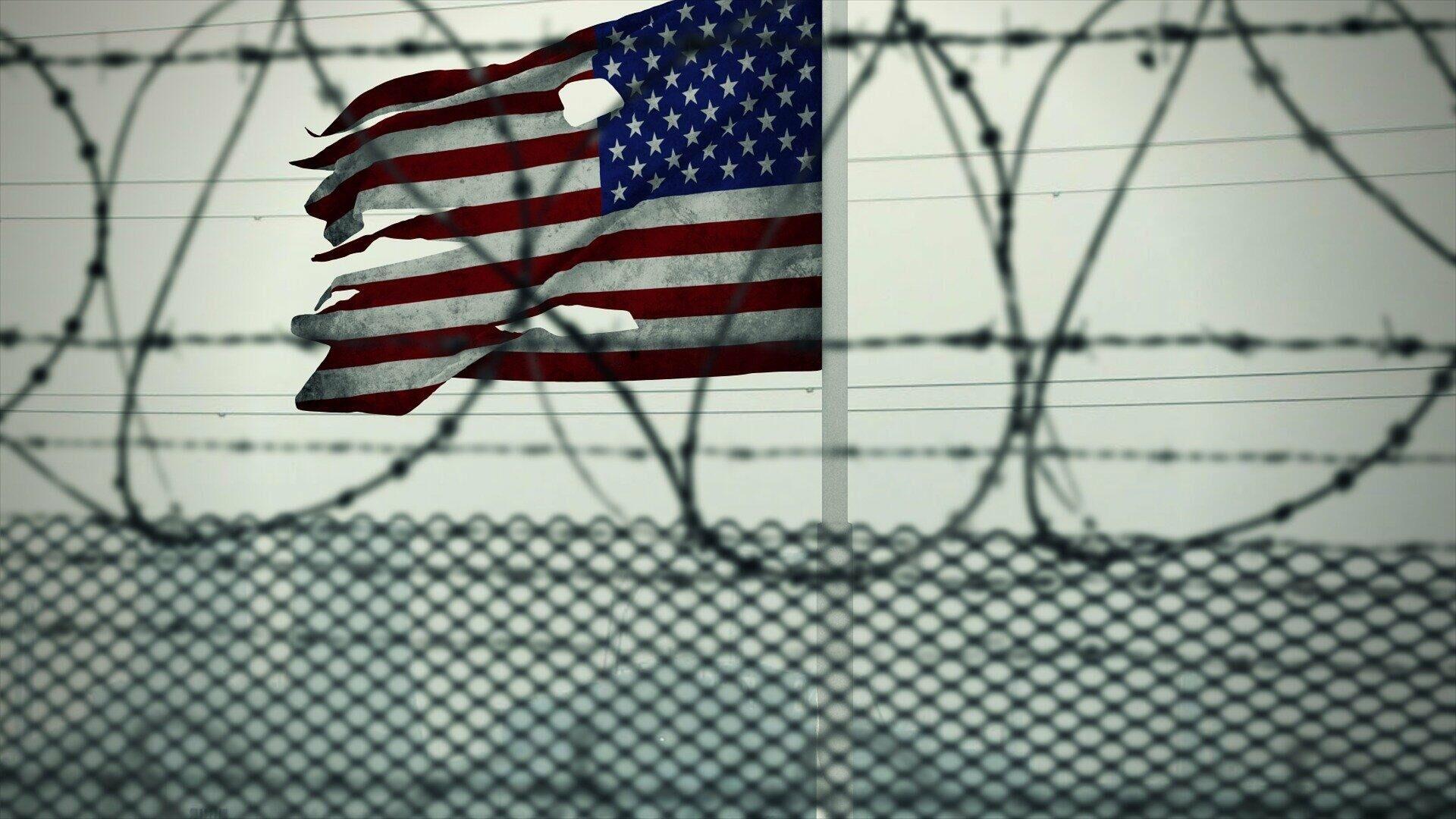 US-Gefängnis (Symbolbild) - SNA, 1920, 03.07.2021