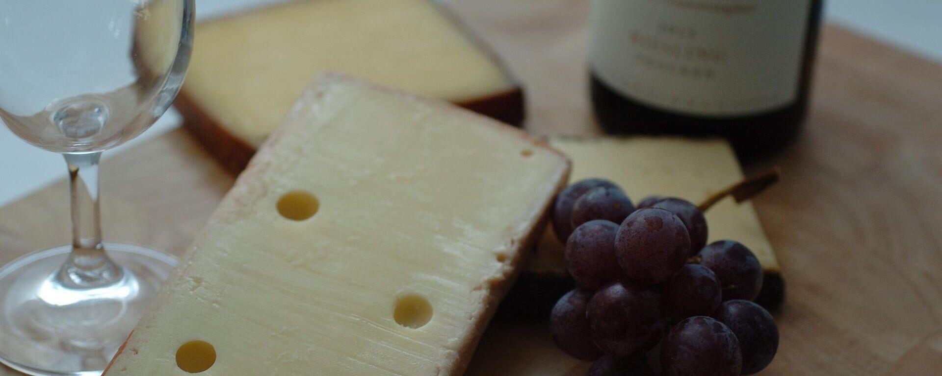 Käse, Wein und Trauben  - SNA, 1920, 12.12.2020