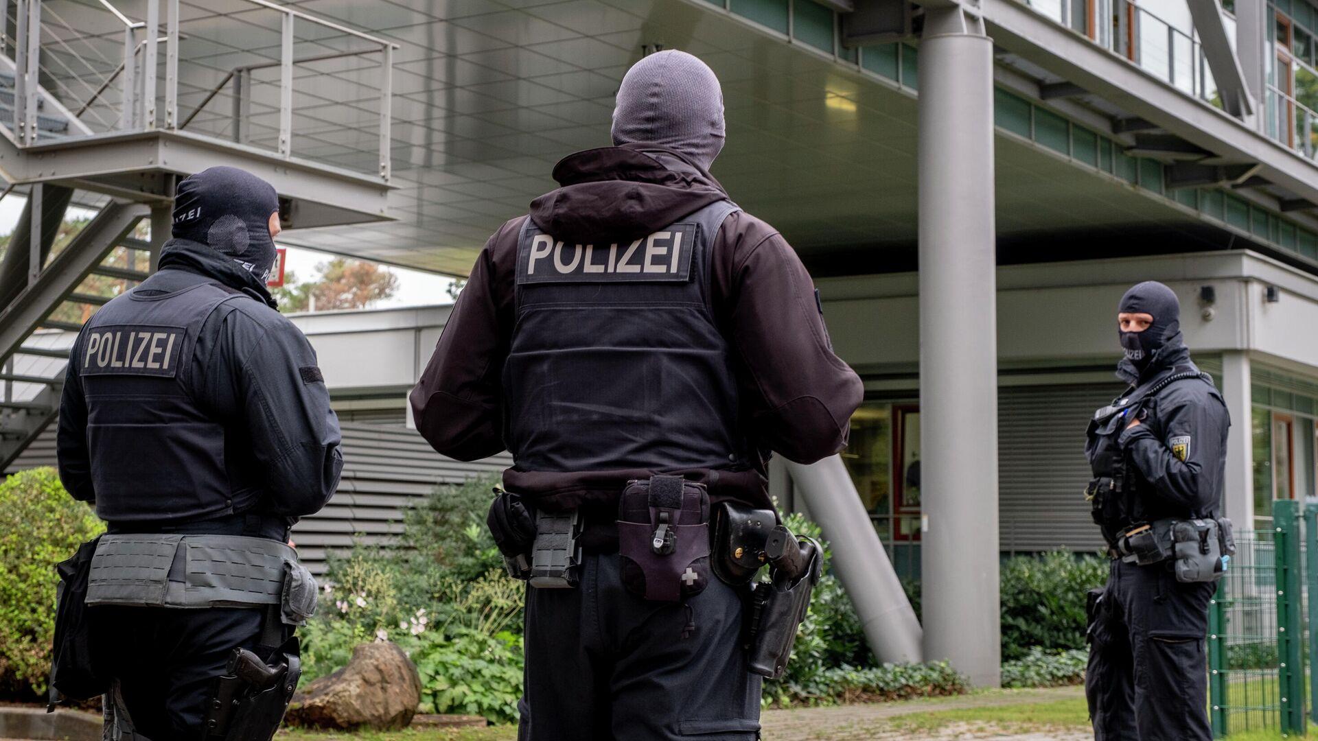 Polizei in Deutschland (Symbolbild) - SNA, 1920, 11.03.2021