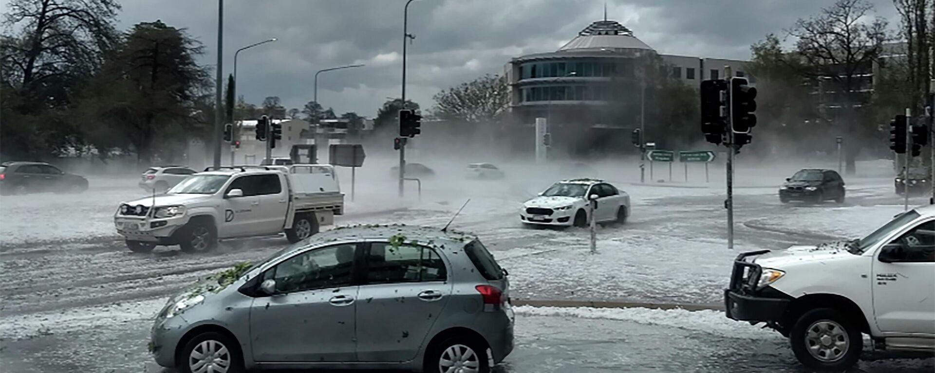 Regenfälle in Australien - SNA, 1920, 13.12.2020