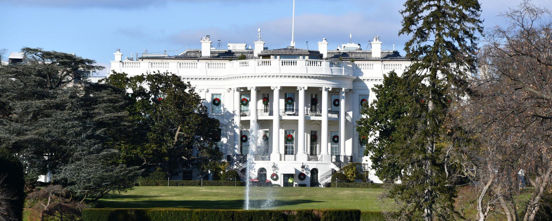 Das Weiße Haus - SNA, 1920, 18.12.2020