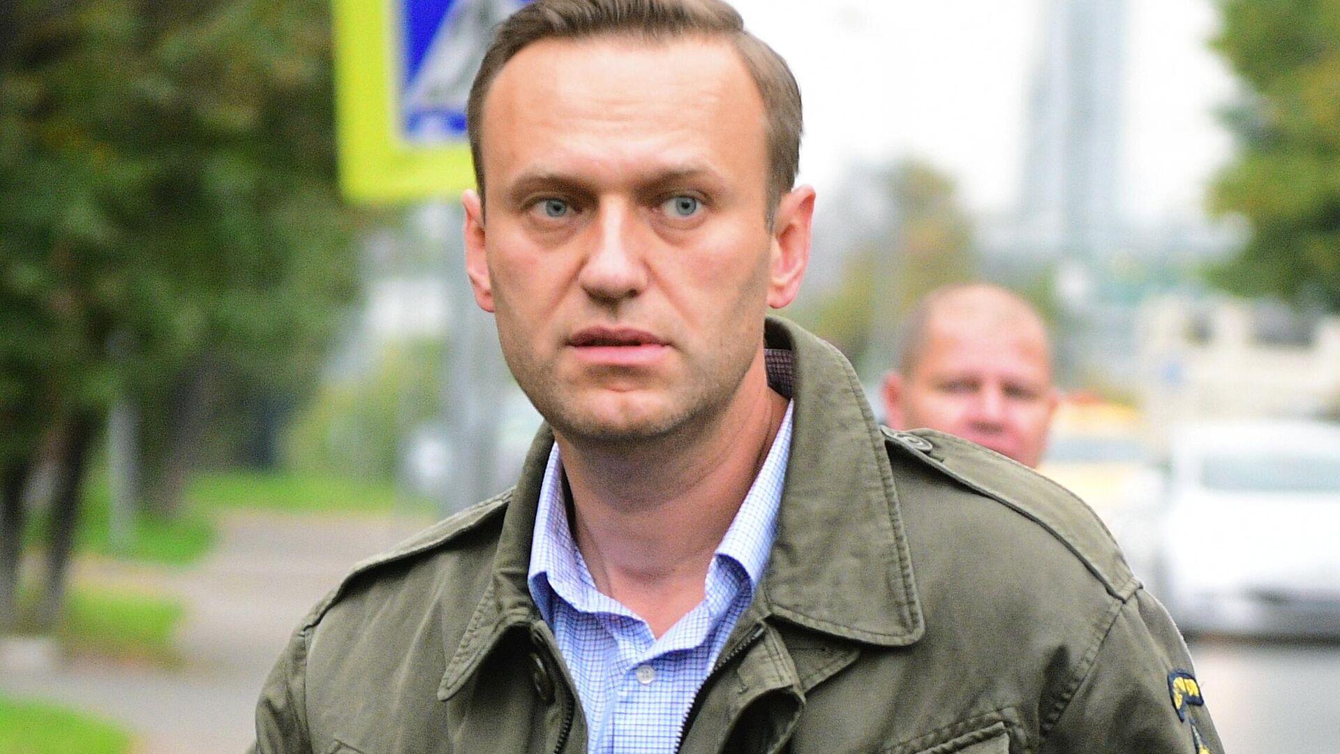Alexej Nawalny - SNA, 1920, 08.02.2021