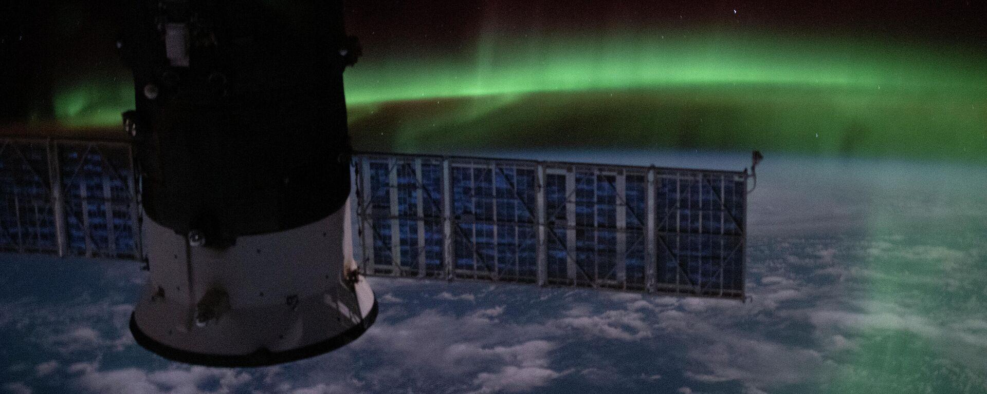 International Space Station (Symbolbild) - SNA, 1920, 15.12.2020