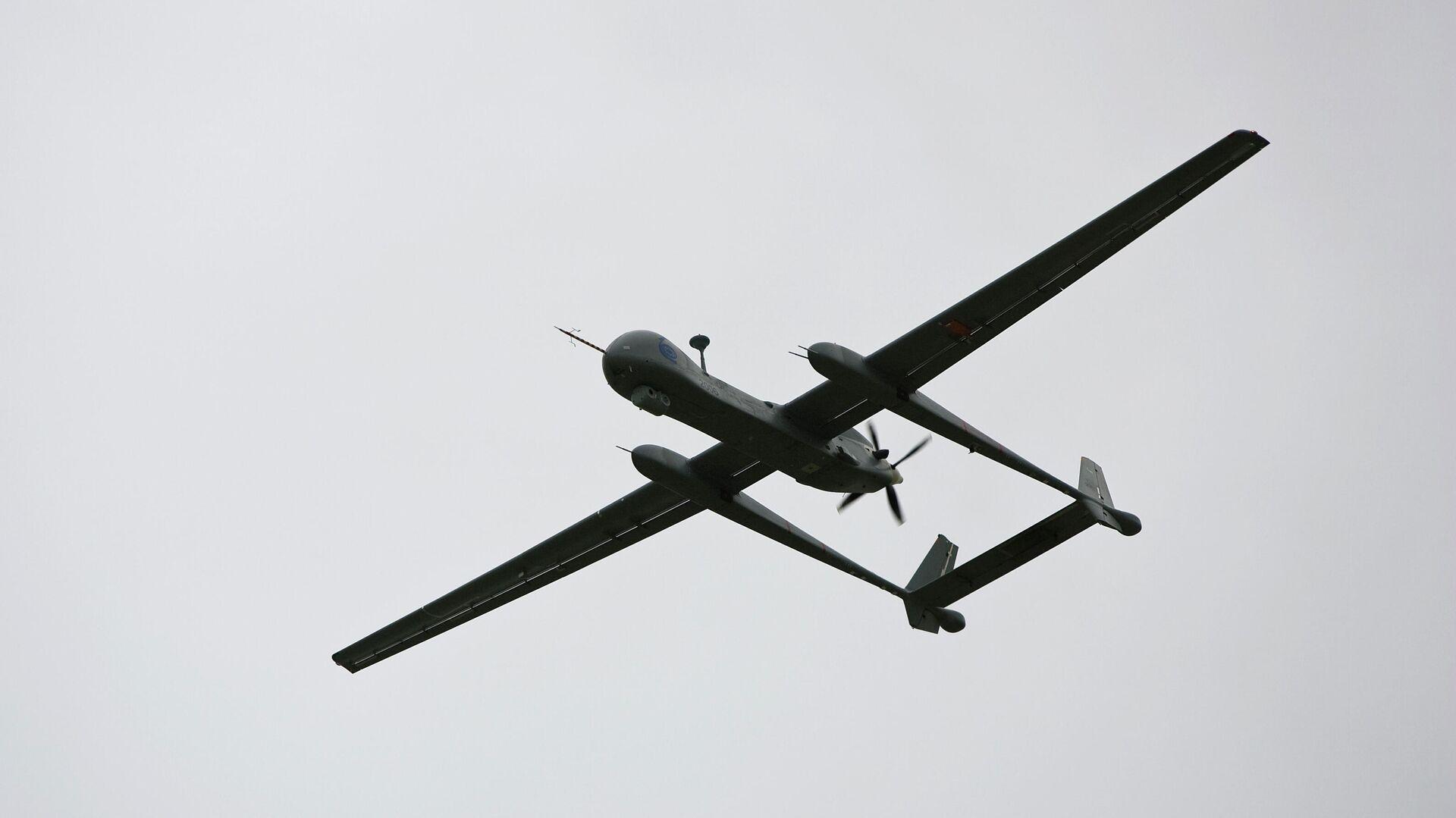 Israelische Drohne vom Typ Heron TP (Archiv) - SNA, 1920, 15.12.2020