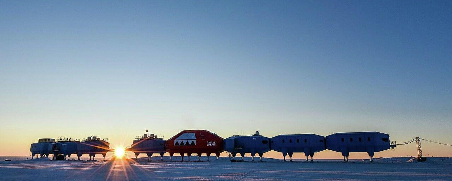 "Polarstation ""Halley VI"" in der Antarktis (Archivbild) - SNA, 1920, 17.12.2020"
