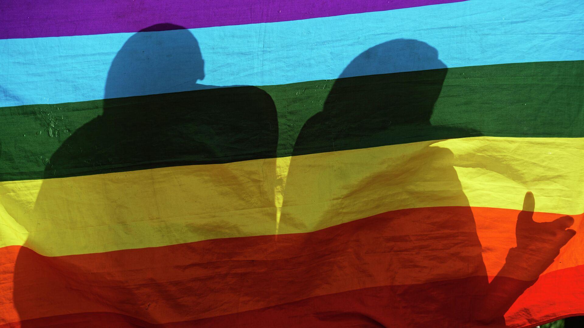 LGBT-Flagge - SNA, 1920, 01.10.2021