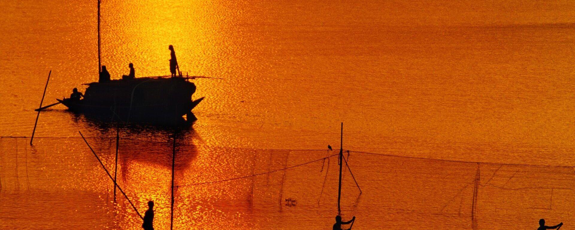 Ein Fluss in Bangladesch (Symbolbild) - SNA, 1920, 19.12.2020