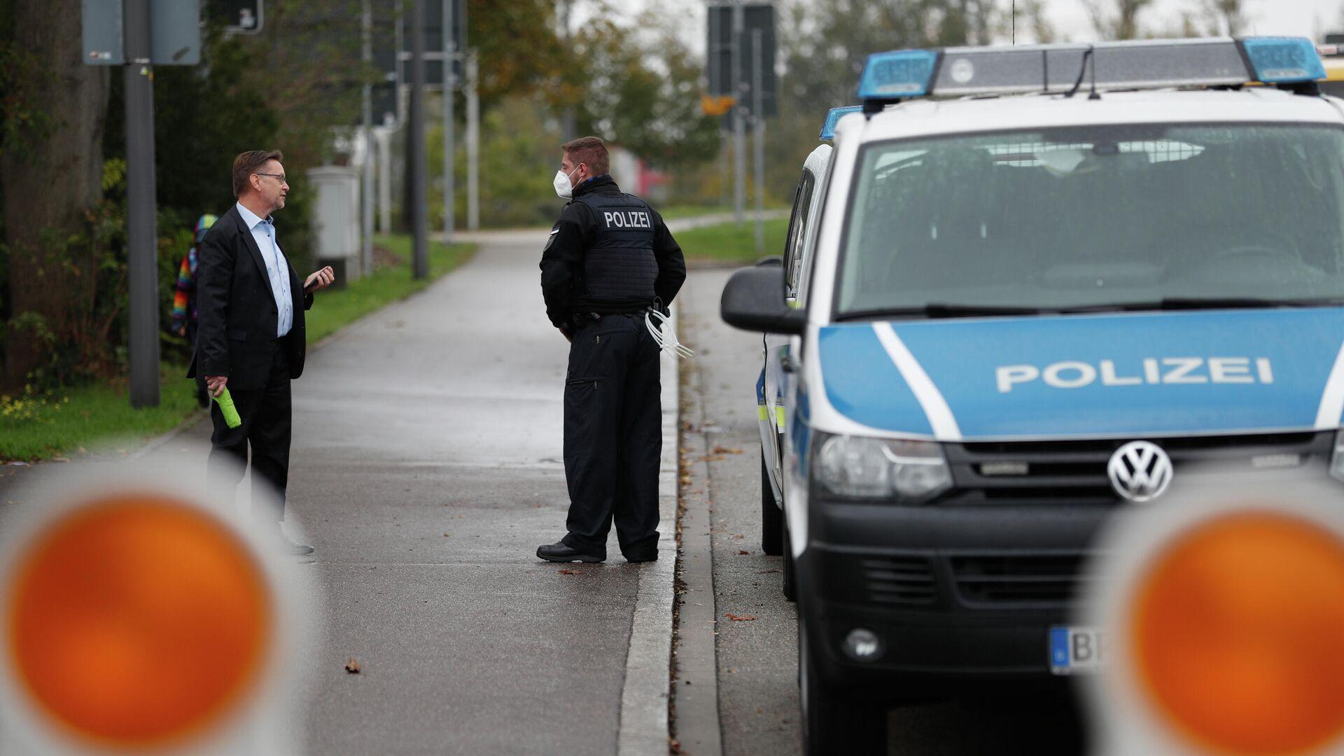 Polizei in Deutschland (Archivbild) - SNA, 1920, 23.09.2021