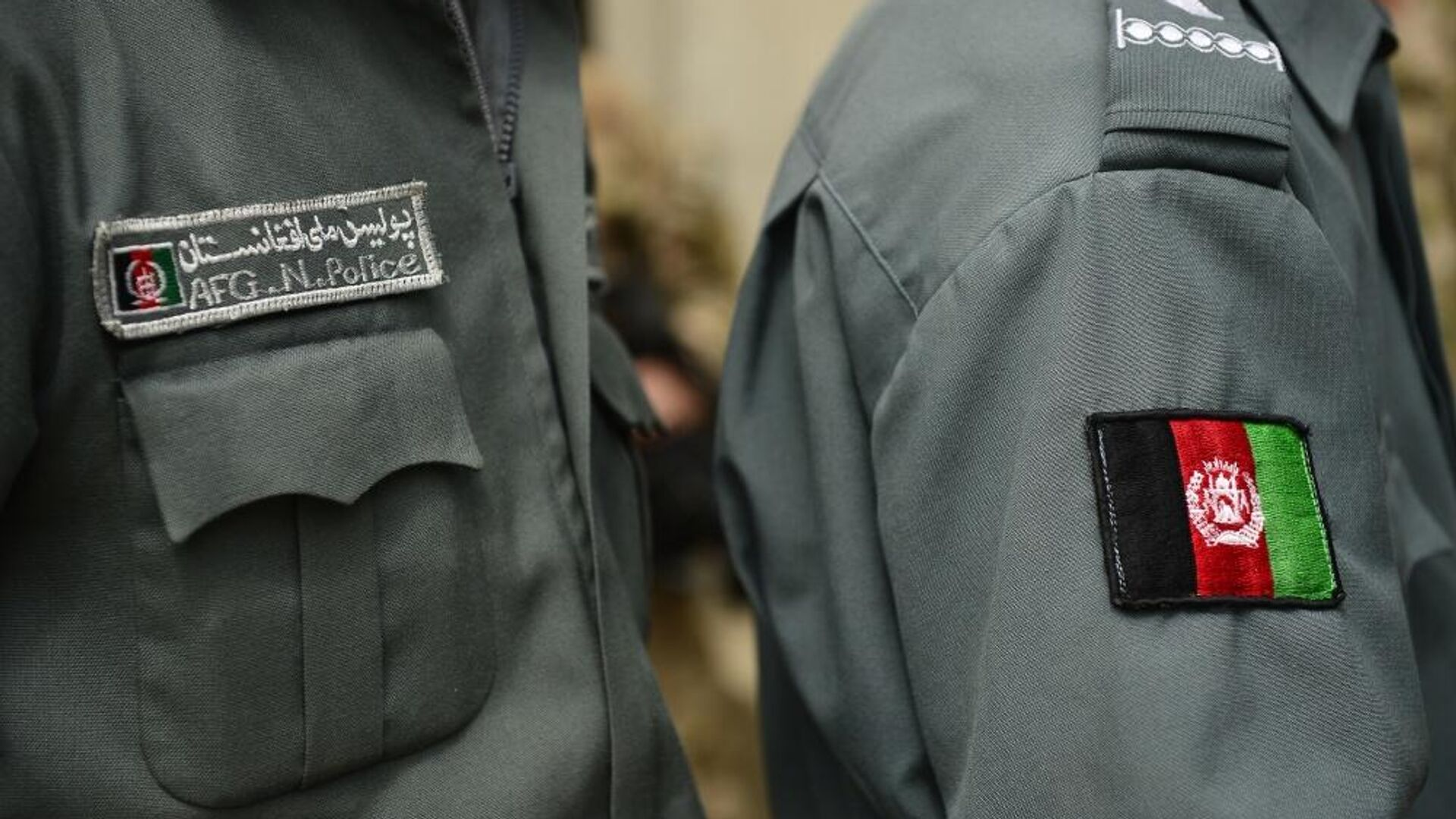 Polizisten in Afghanistan (Archiv) - SNA, 1920, 02.07.2021