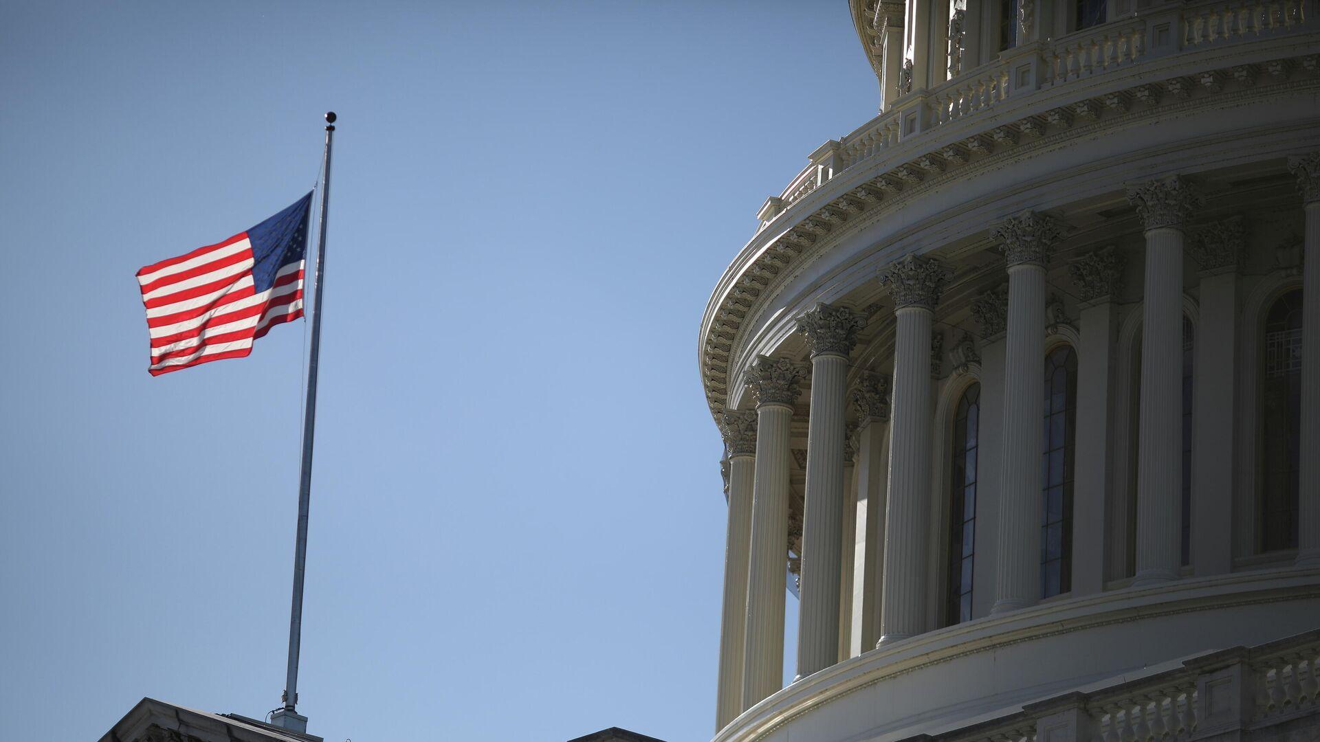 Das Kapitol in Washington, D.C. – Sitz des US-Kongresses - SNA, 1920, 23.12.2020