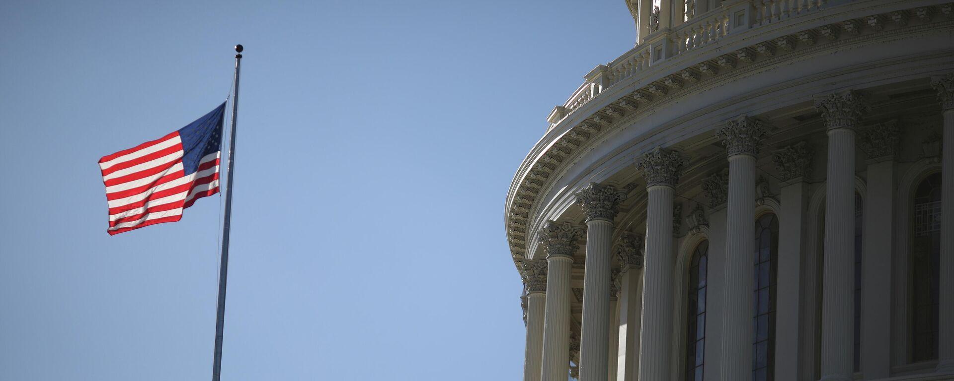 Das Kapitol in Washington, D.C. – Sitz des US-Kongresses - SNA, 1920, 28.12.2020