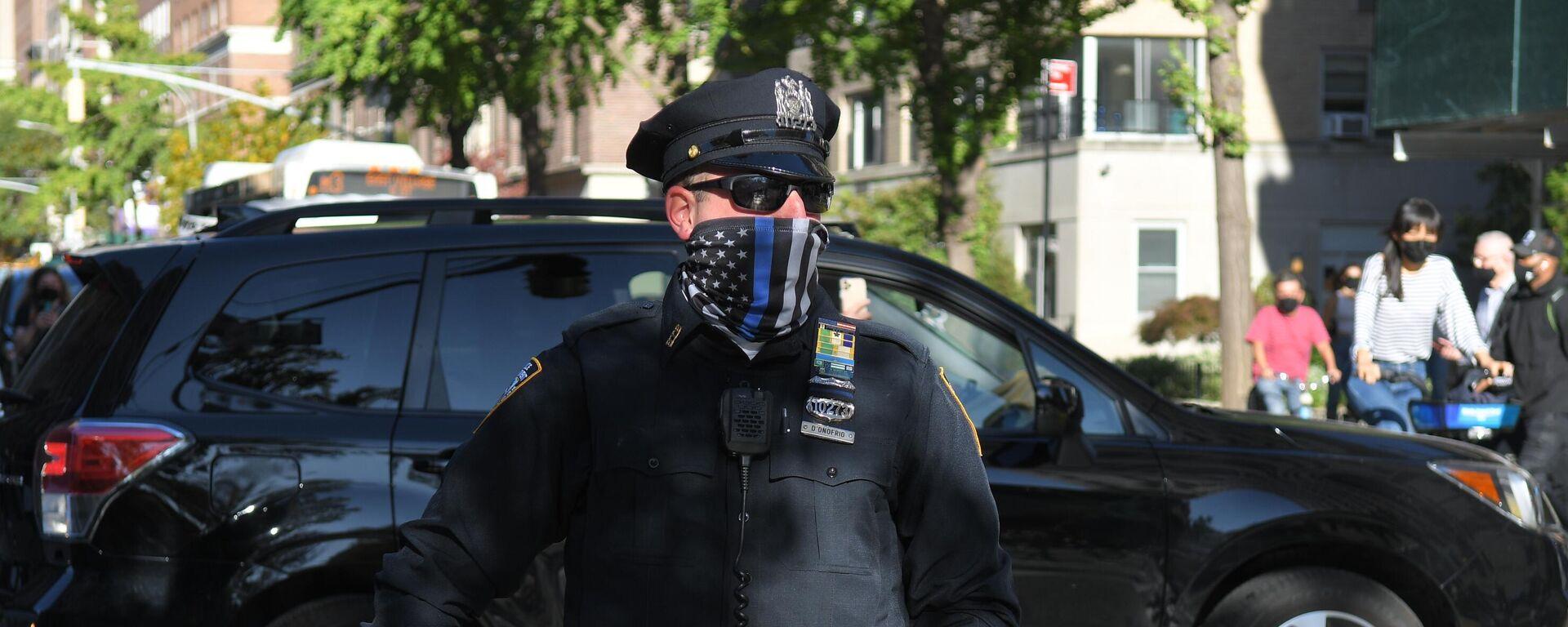 US-Polizei - SNA, 1920, 29.12.2020