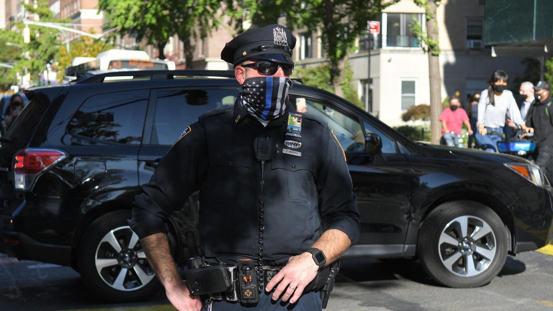 US-Polizei - SNA, 1920, 12.04.2021