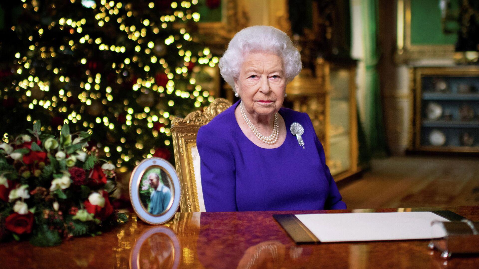 Britische Königin Elizabeth II  - SNA, 1920, 26.12.2020