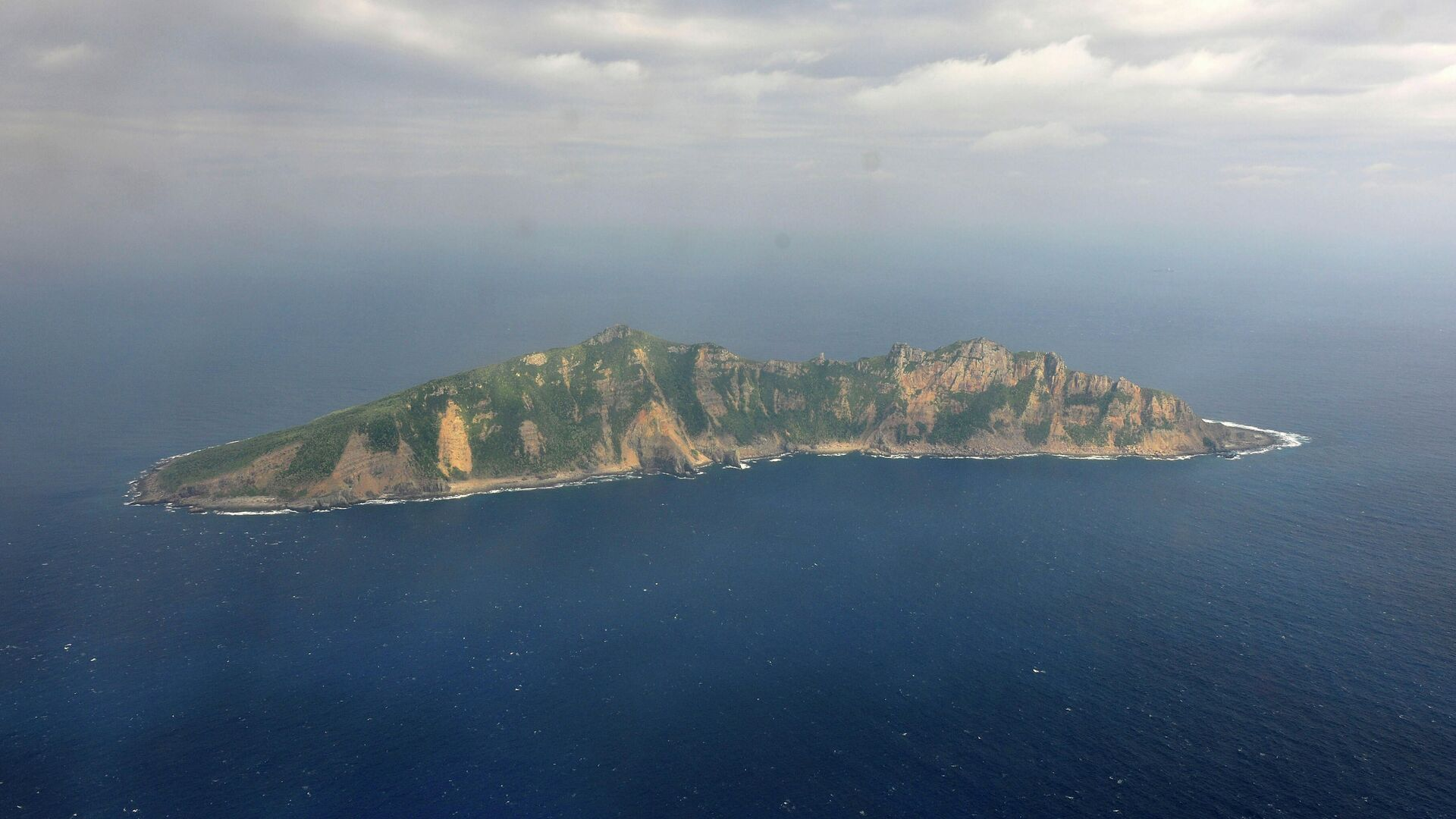 Die Diaoyu/Senkaku-Inseln - SNA, 1920, 10.07.2021