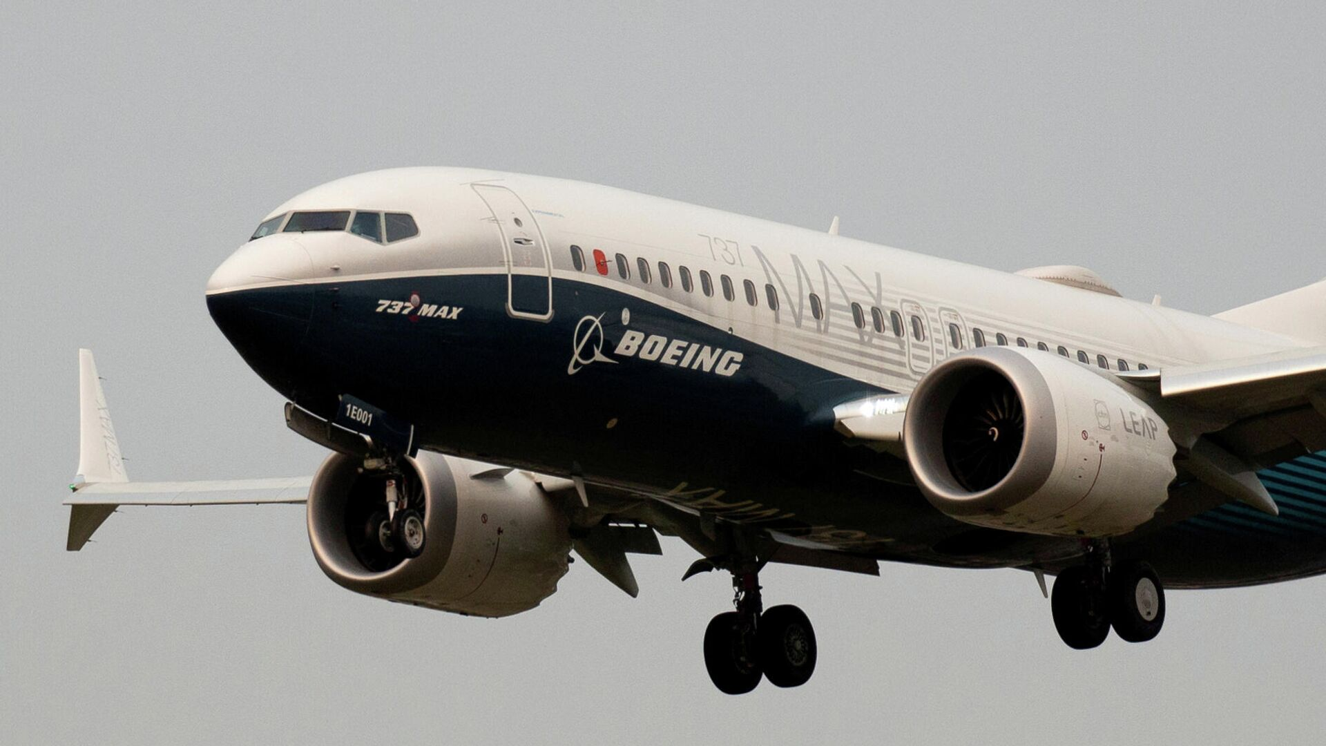 Boeing 737 Max - SNA, 1920, 26.12.2020