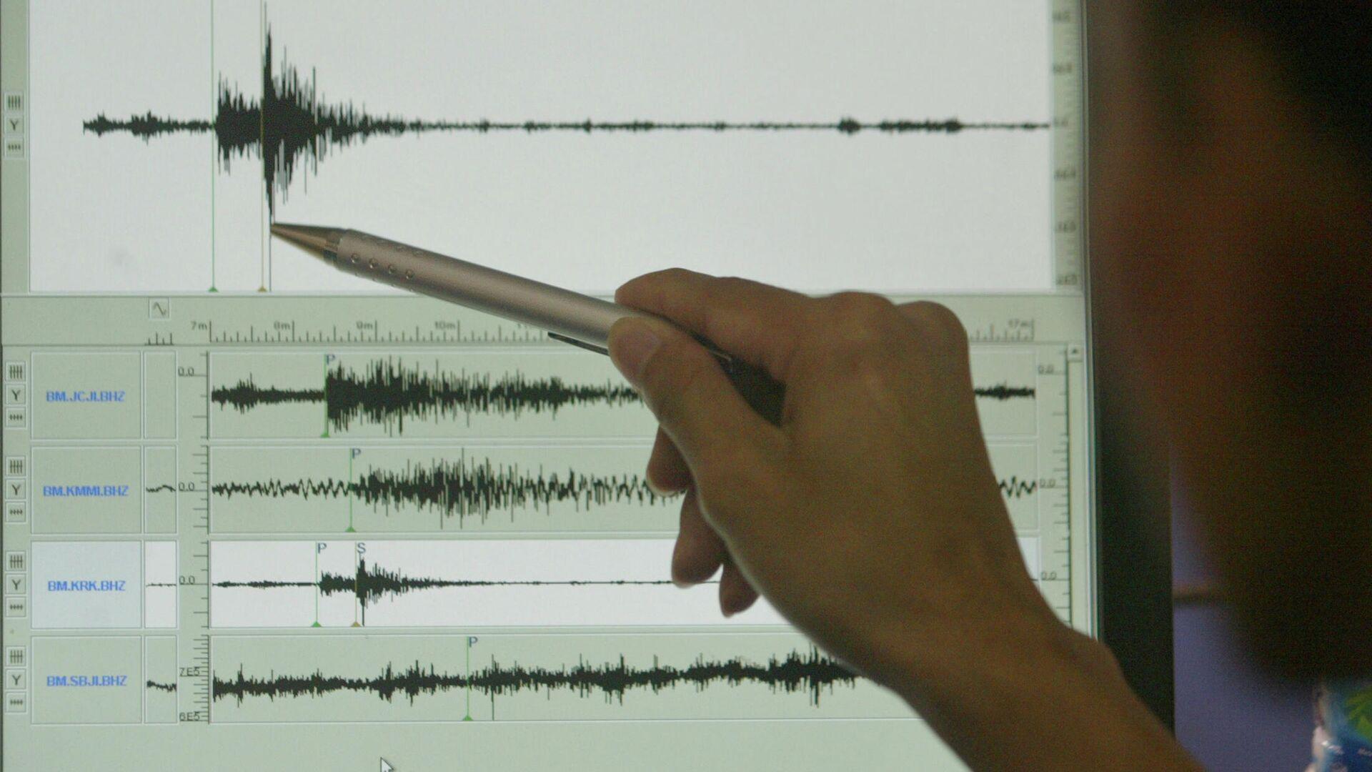 Erdbeben (Symbolbild) - SNA, 1920, 09.07.2021
