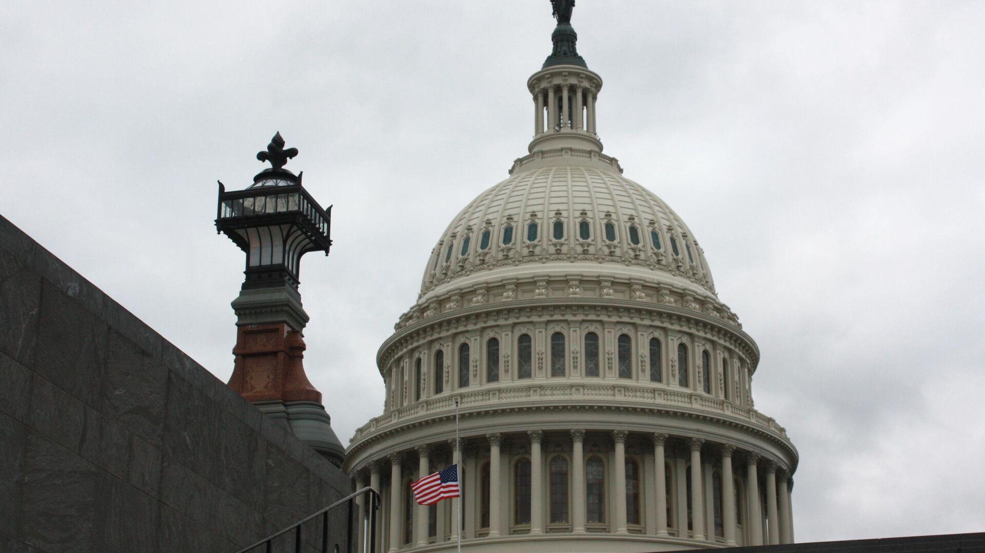 US-Kongress in Washington (Archivbild) - SNA, 1920, 01.01.2021