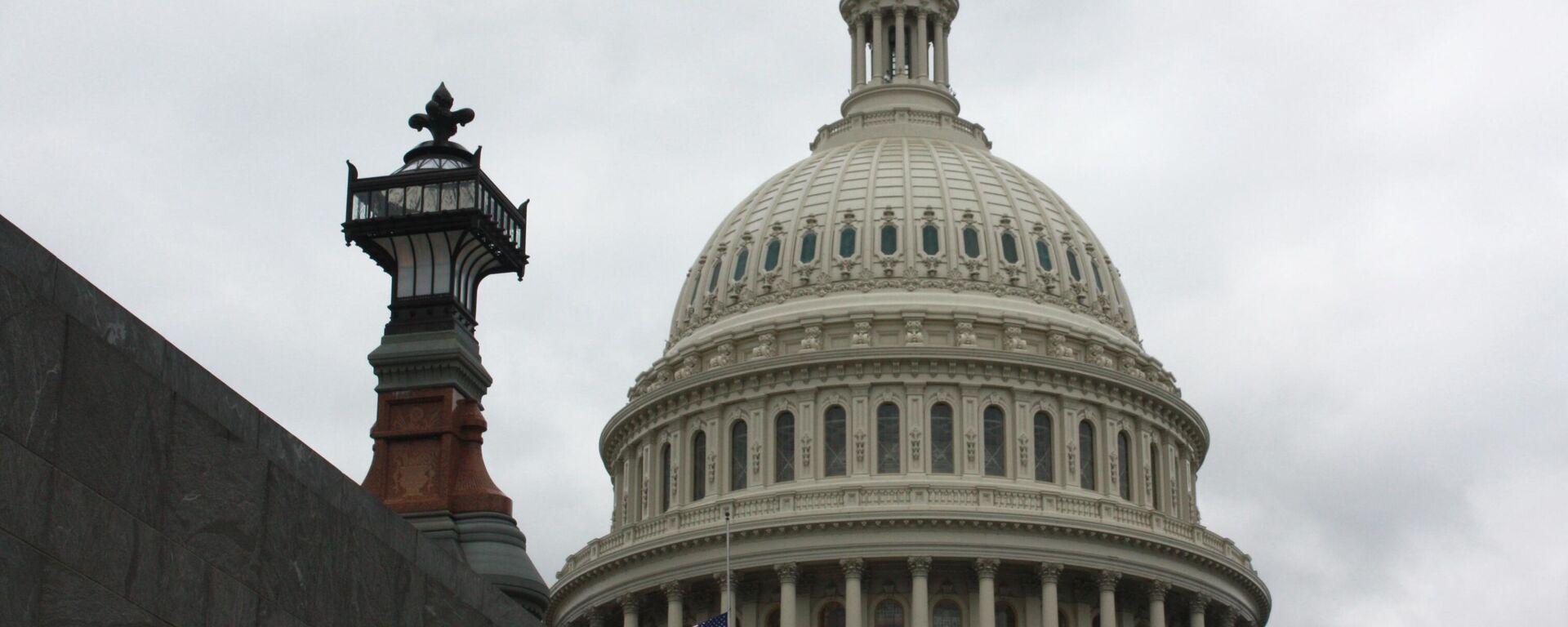 US-Kongress in Washington (Archivbild) - SNA, 1920, 01.10.2021