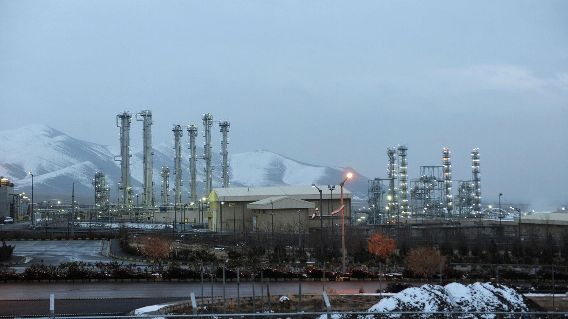 Die Atomanlage Arak, 250 Kilometer südwestlich der iranischen Hauptstadt Teheran (Archivfoto) - SNA, 1920, 02.01.2021