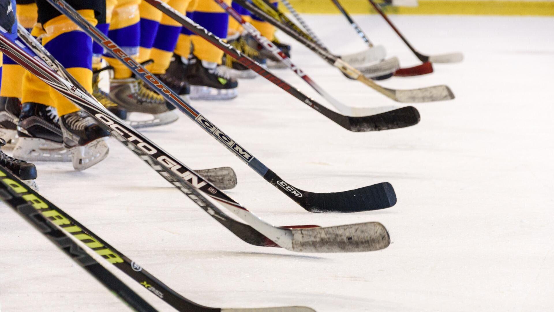 Eishockey (Symbolbild) - SNA, 1920, 20.07.2021