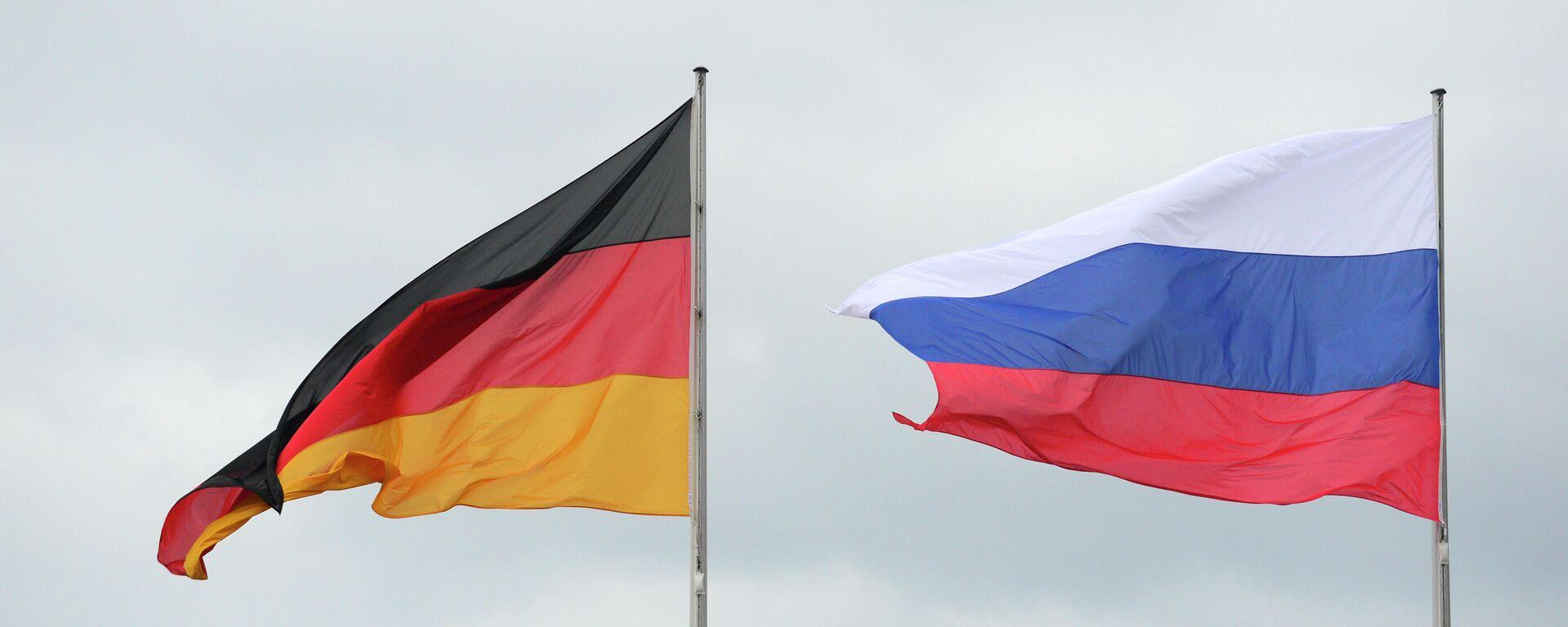 Russland und Deutschland (Symbolbild) - SNA, 1920, 04.01.2021