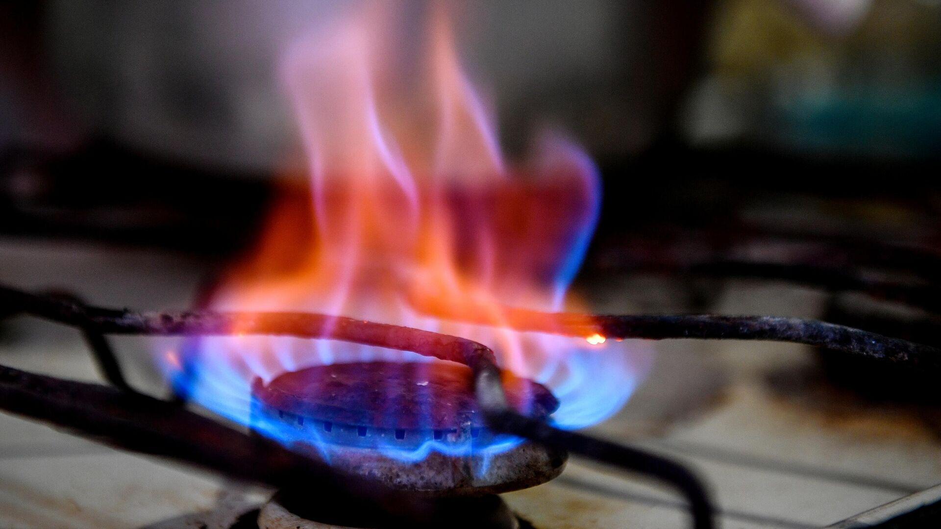 Gas im Haushalt  - SNA, 1920, 07.10.2021