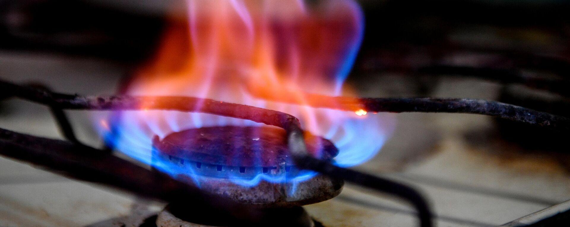 Gas im Haushalt  - SNA, 1920, 23.09.2021