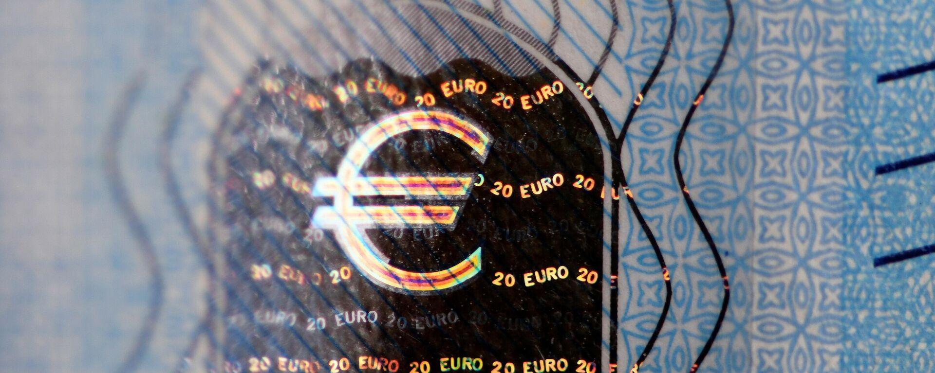 Euro (Symbolbild) - SNA, 1920, 06.01.2021