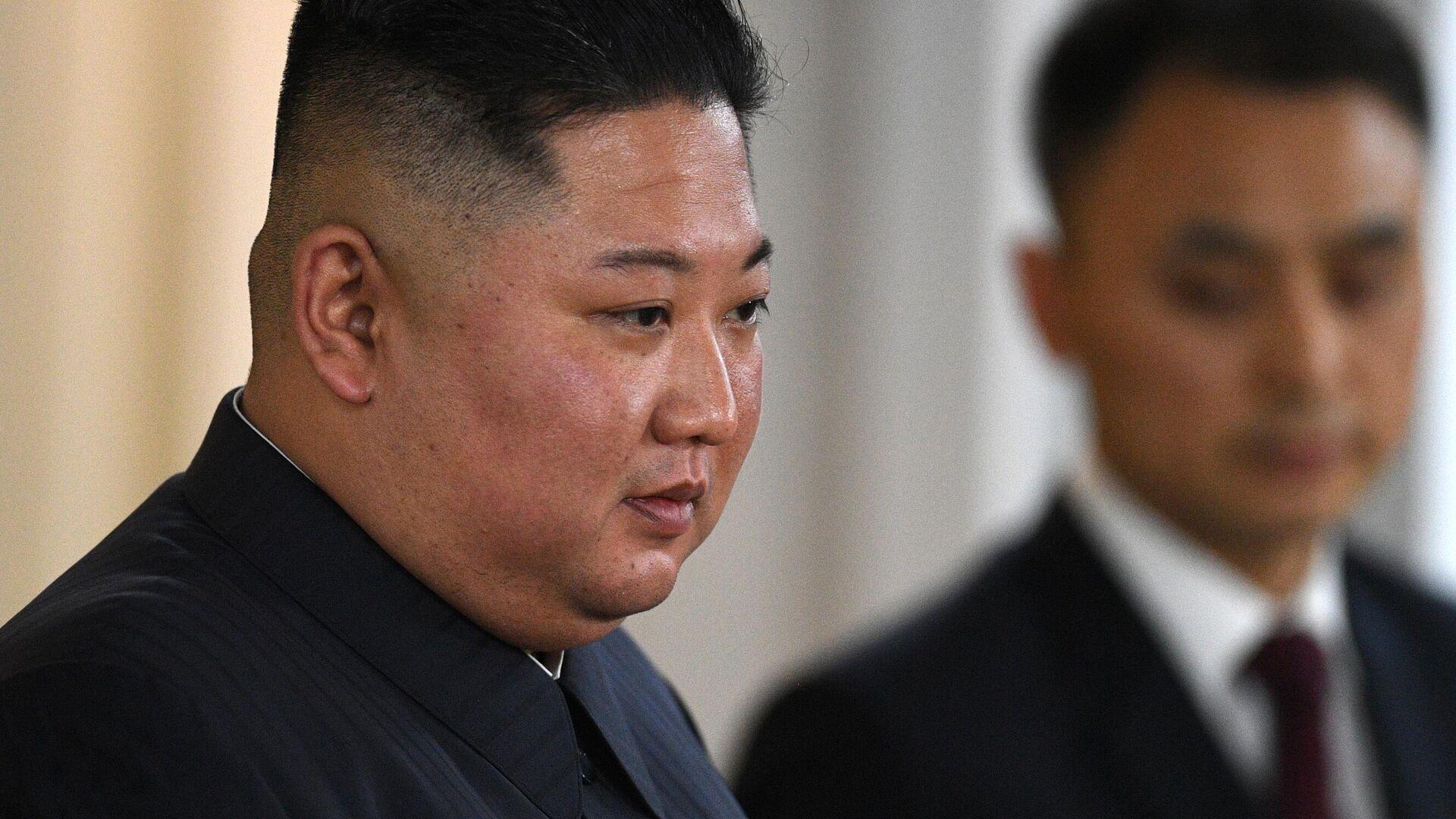 Kim Jong-un  - SNA, 1920, 23.07.2021
