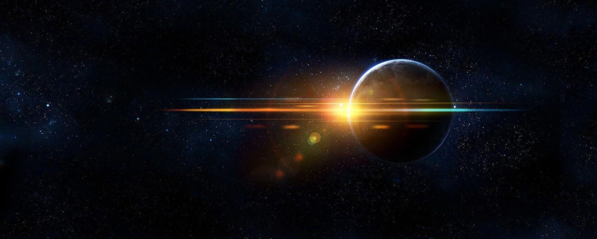 Weltraum (Symbolbild) - SNA, 1920, 10.09.2021