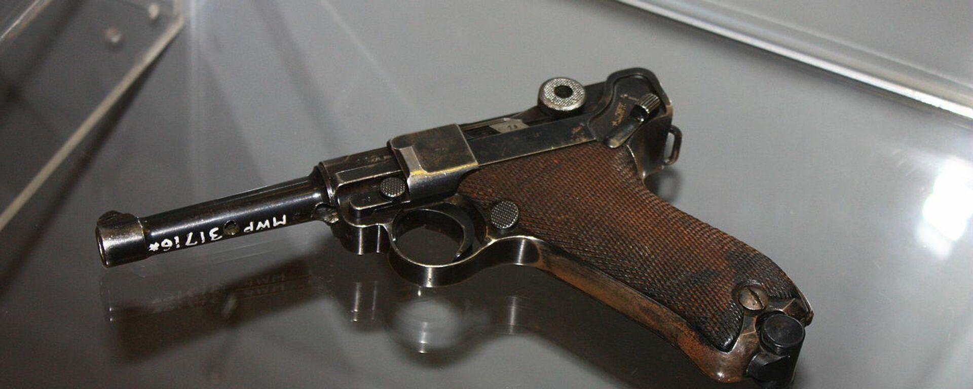 Pistole (Symbolbild) - SNA, 1920, 13.05.2021