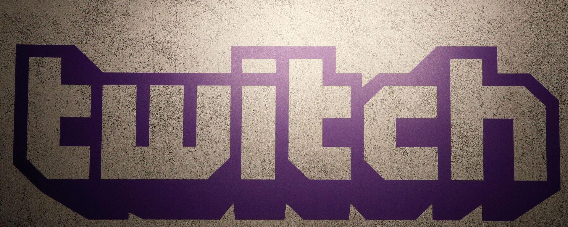 Twitch logo (Archivfoto) - SNA, 1920, 07.01.2021