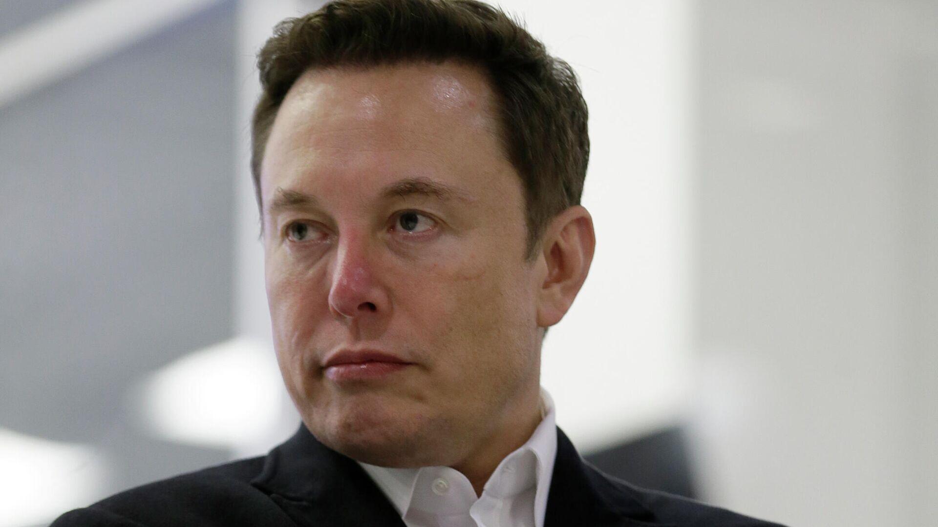 Tesla-Chef und der SpaceX-Gründer Elon Musk - SNA, 1920, 04.08.2021