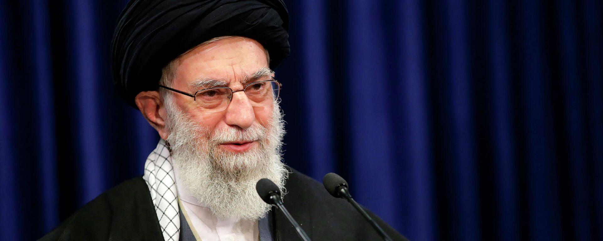 Irans oberster Führer Ajatollah Ali Chamenei  - SNA, 1920, 21.05.2021