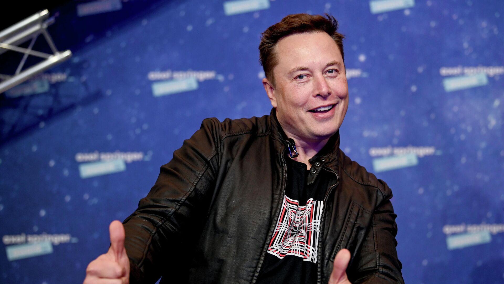 Elon Musk  - SNA, 1920, 20.09.2021